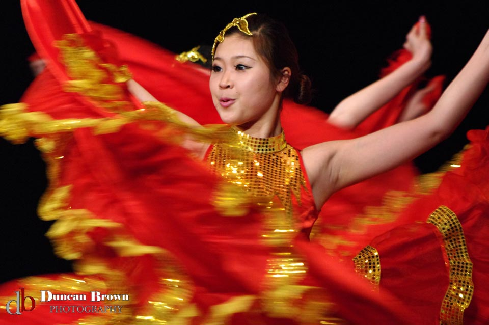 Chinese Cultural Performance