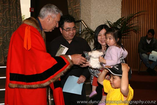 Citizenship Ceremony 16 Dec 2015