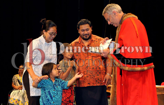 Citizenship Ceremony 02 March 2017