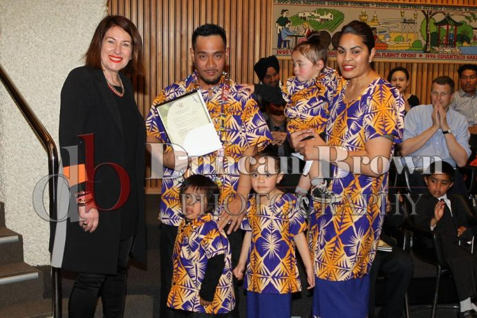 Citizenship Ceremony photos for 13 September 2017