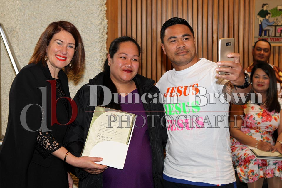 Citizenship Ceremony 18 October 2017