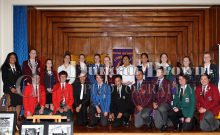 Hastings Heretaunga Lions Club Young Achievers 2017 photographs