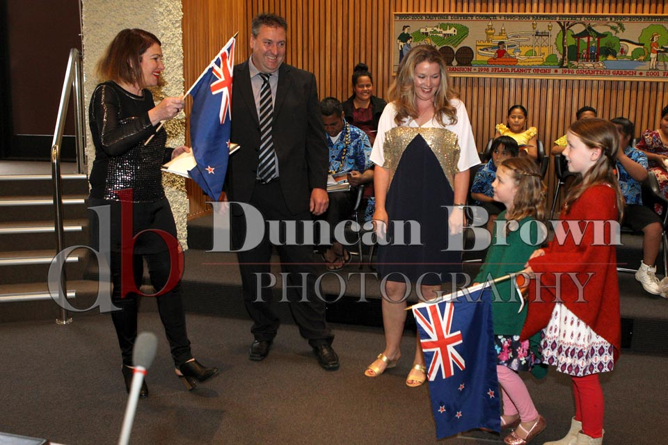 HDC Citizenship Ceremony 15 Nov 2017