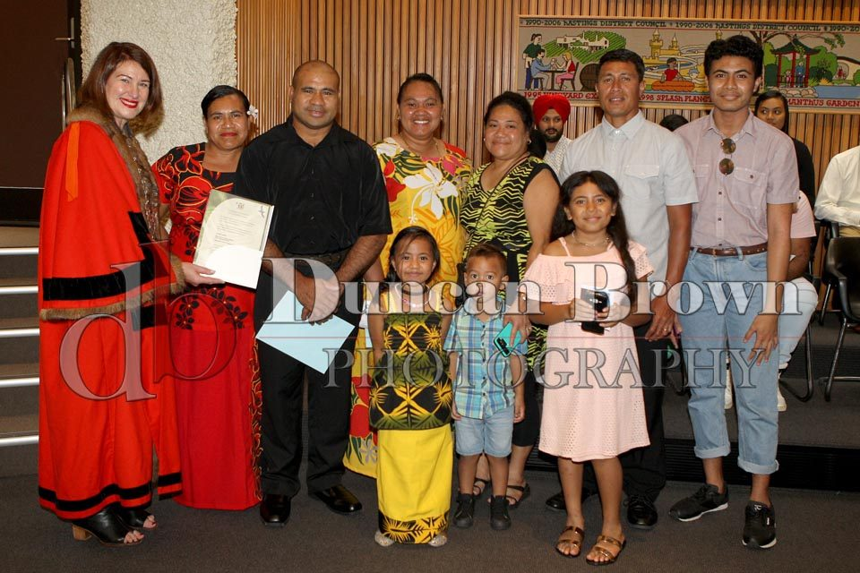 14 Feb 2018 Citizenship Ceremony Photographs