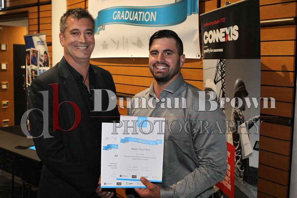 HB Industry Training Graduation 2018 Photos