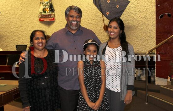 Citizenship Ceremony May 2018 Photograph
