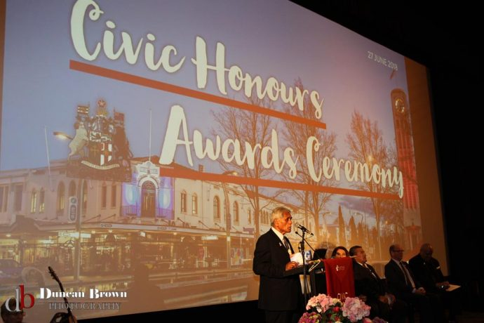 HDC Civic Honours
