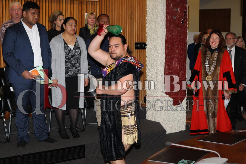 Citizenship Ceremony 01 Aug 2018