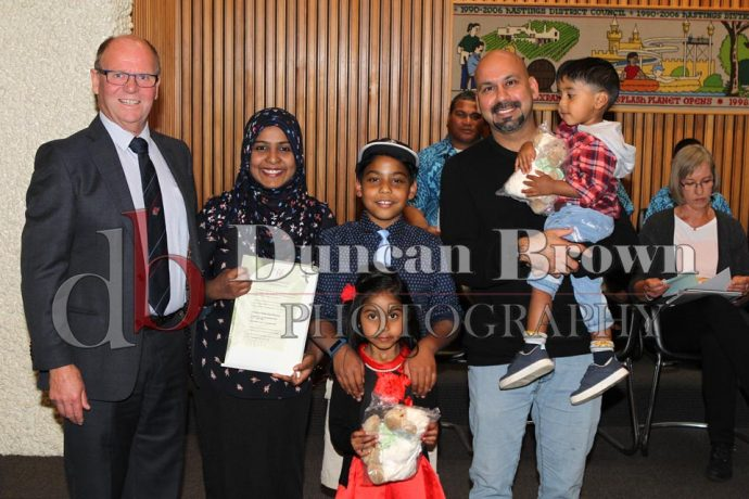 Citizenship Ceremony Photos 19 Oct 2018