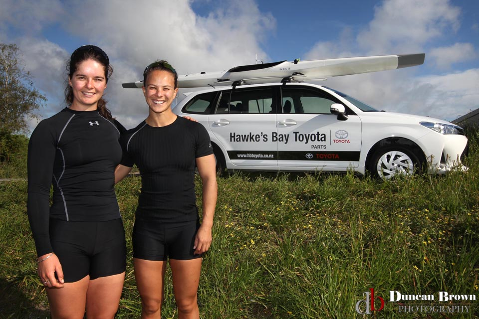 HB Toyota & Rowing Sponsorship Photograph