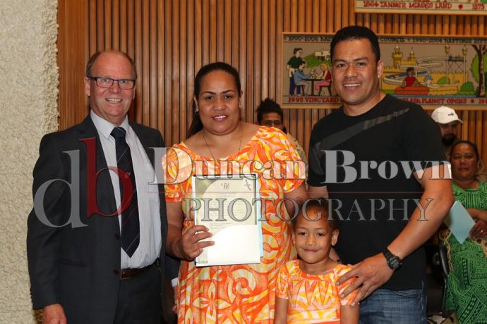 Citizenship Ceremony photographs from 14 Nov 2018