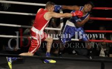 Boxing photographs