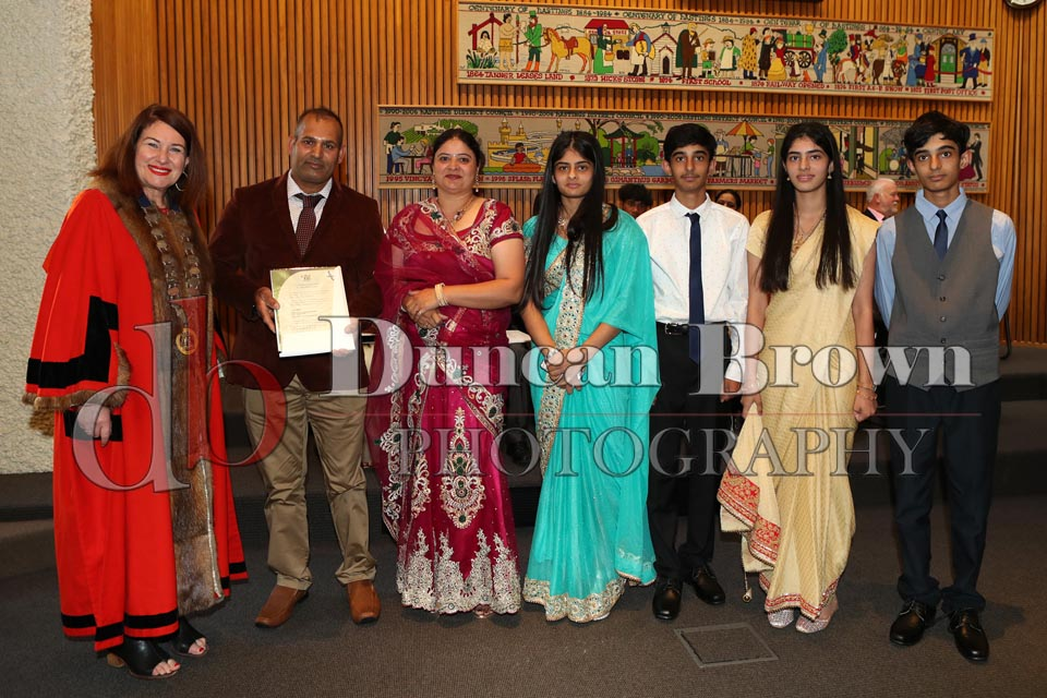 Citizenship Photographs 05 Dec 2018