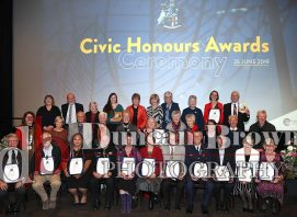 Hastings District Council Civic Honours Awards 2019