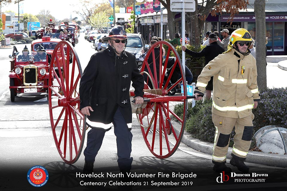 HN Volunteer Fire Brigade Centenary Photos